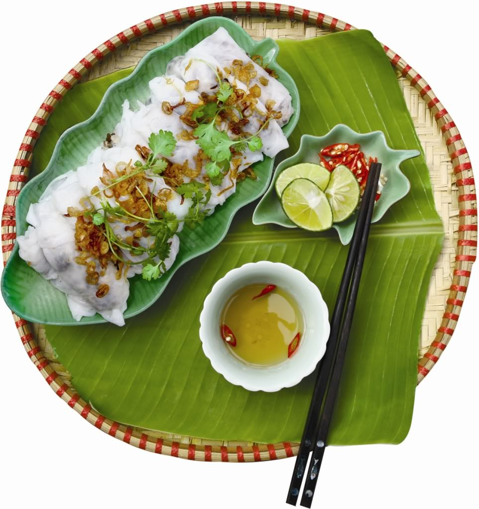 Banh cuon is the dish that you cannot miss