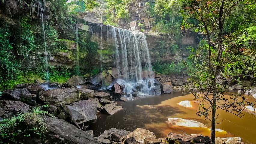 Popokvil Waterfall
