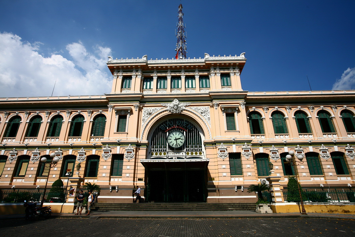Saigon Center Post Office