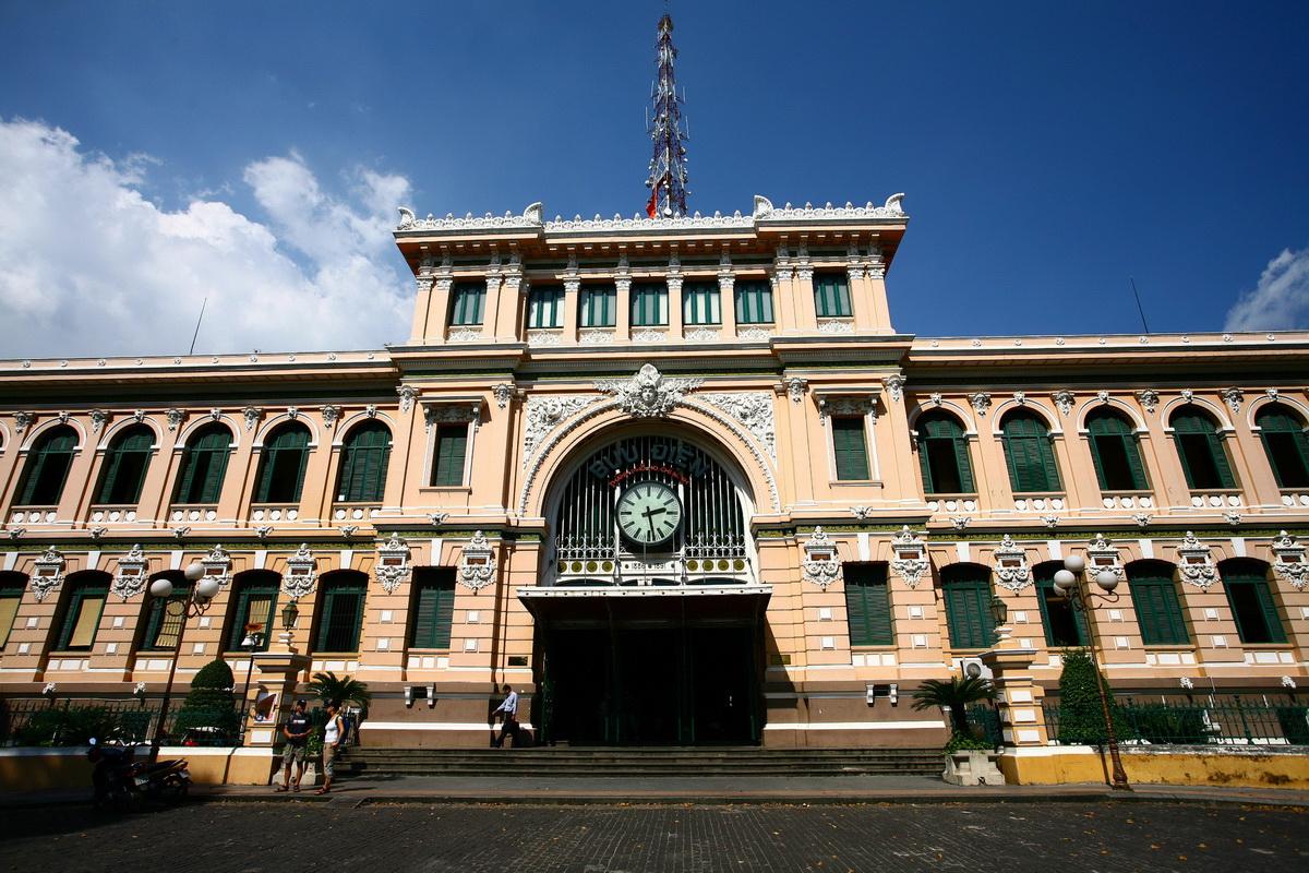 Saigon Center Post Office