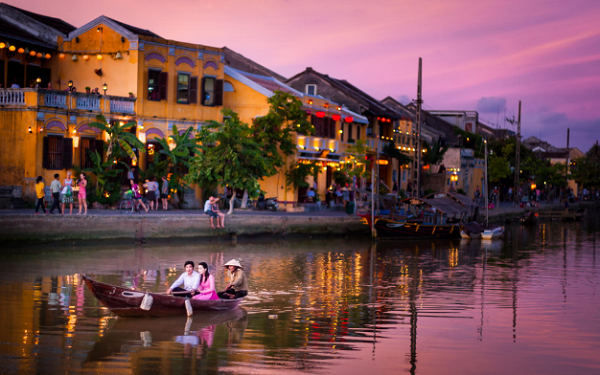 The beauty of Hoi An, Quang Nam