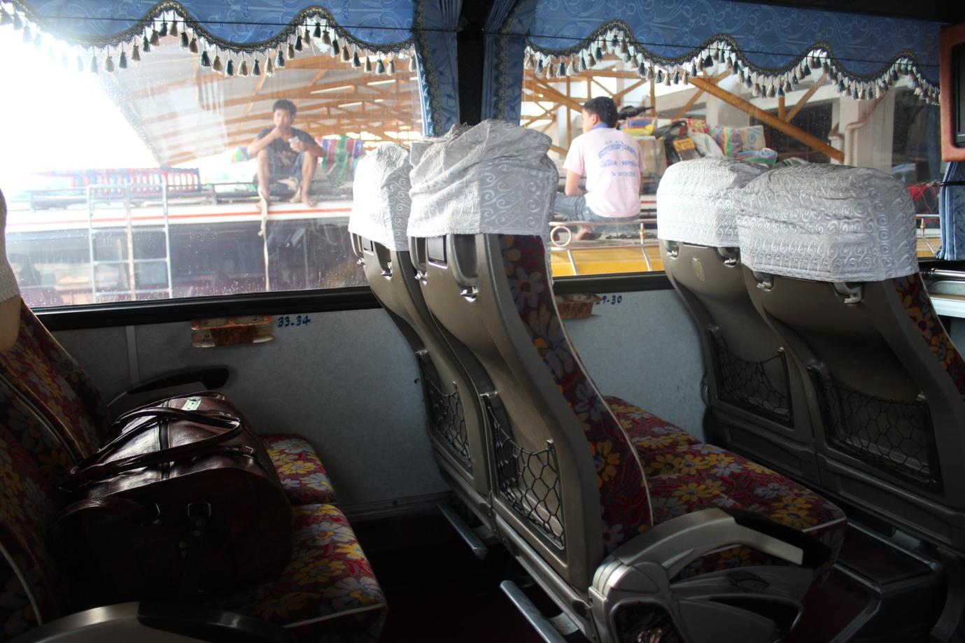 Vientiane bus