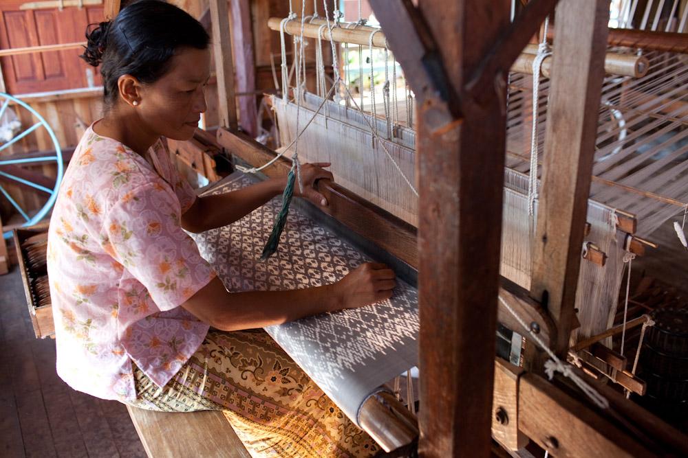 Hand-woven textiles