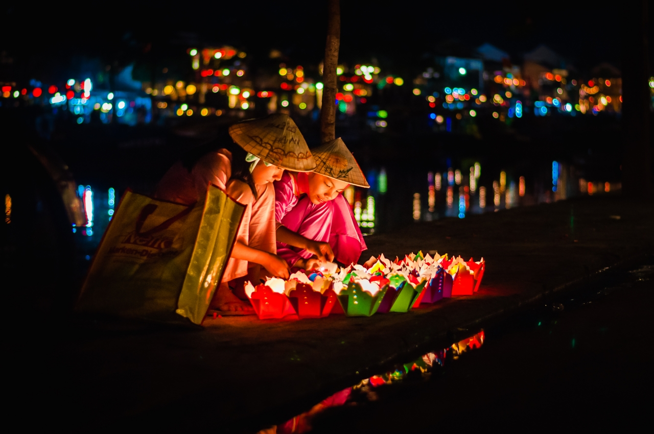 Hoi An Lantern Town