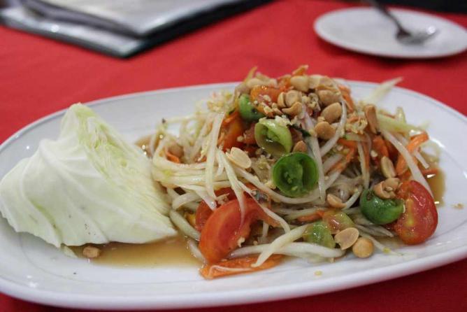 Miengchaokao Restaurant