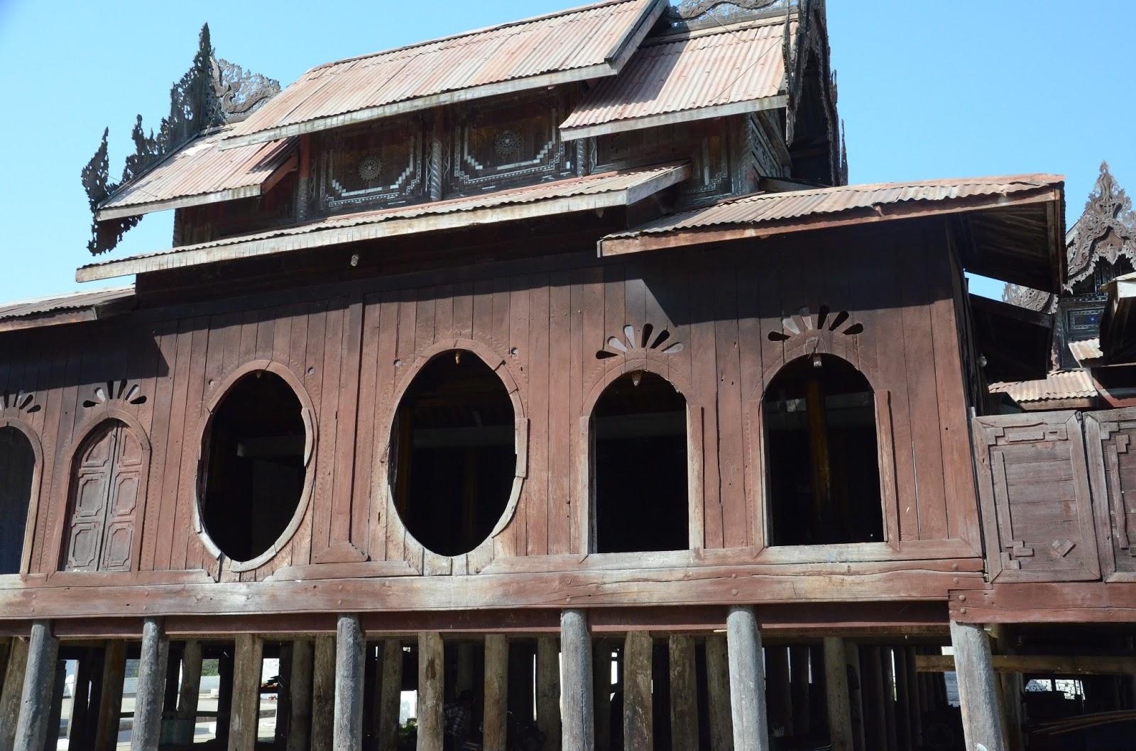 Unusual monastery
