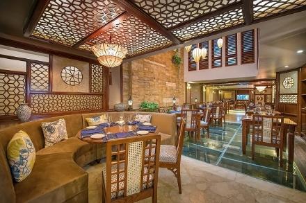 Features of top delicious restaurant in Vientiane
