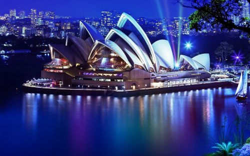 Opera House- the pride of Sydney