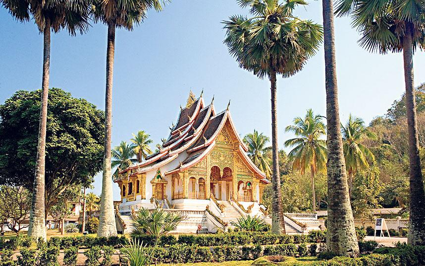 Summer in Luang Prabang-