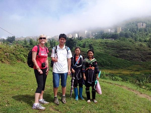 Sapa easy trekking