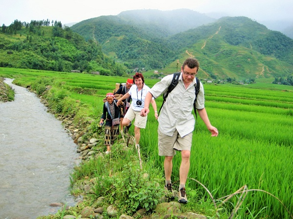 Trekking in Muong Hoa Valley