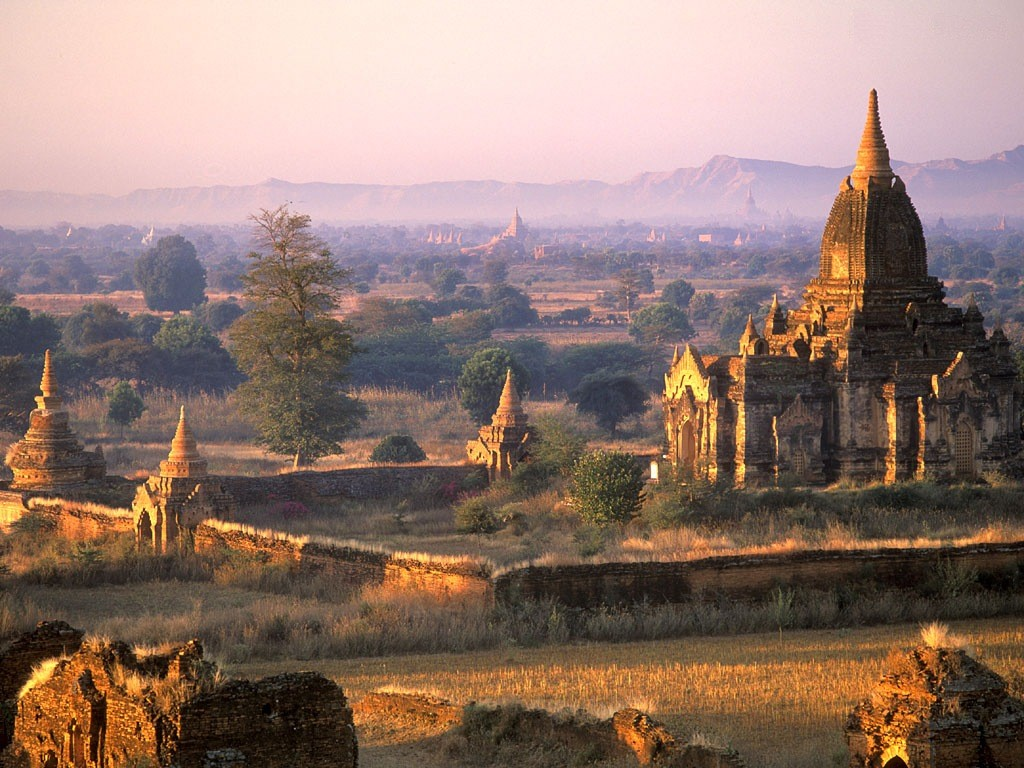 Bagan - the highlight for most Myanmar first-time tourists