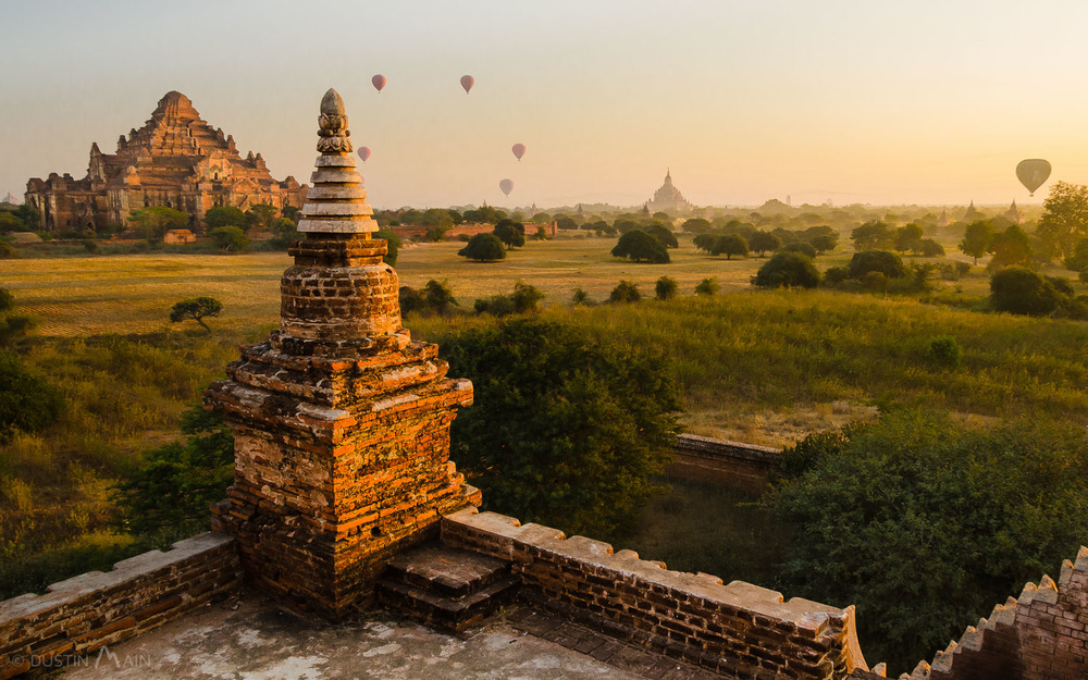 Traveling independently to Bagan is not easy