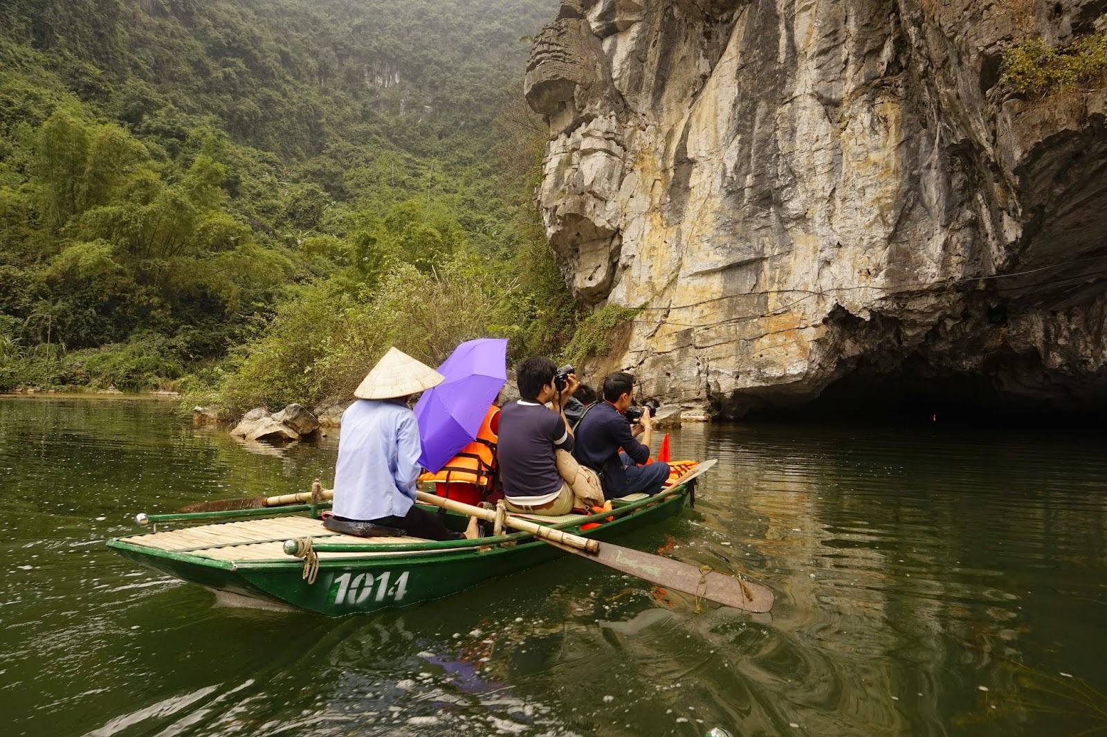 Trang An Eco-tourist Site