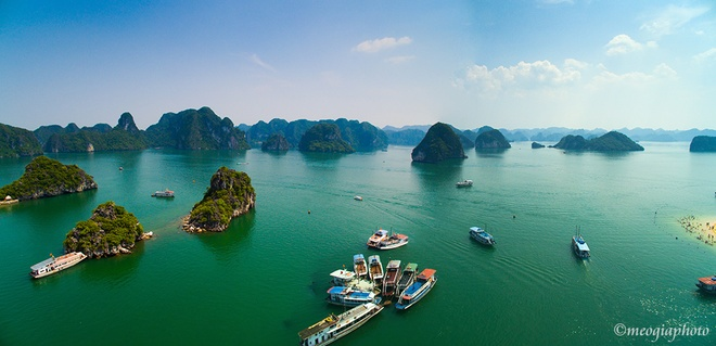 Halong Bay is an ideal destination for you