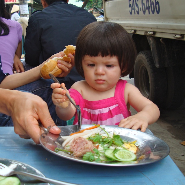 Vietnam has toddler fall-back food