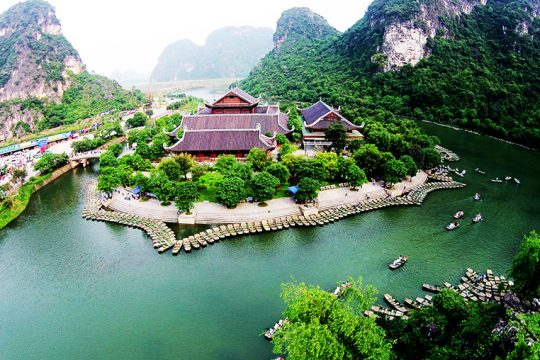 Ninh Binh- destination you should put into trip in April