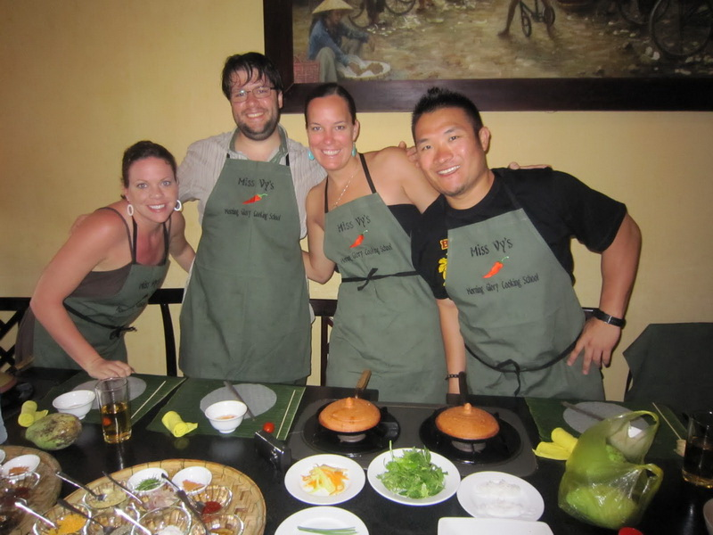 A Day at Hoi An's Morning Glory Cooking School
