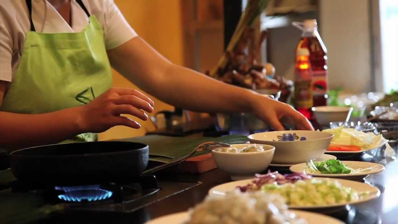 Morning Glory cooking class - an integral part of Hoian
