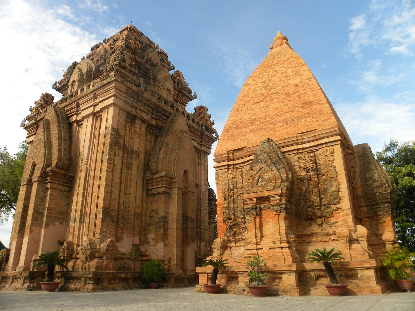 Poshanu Tower is a wonderful destination in Phan Thiet