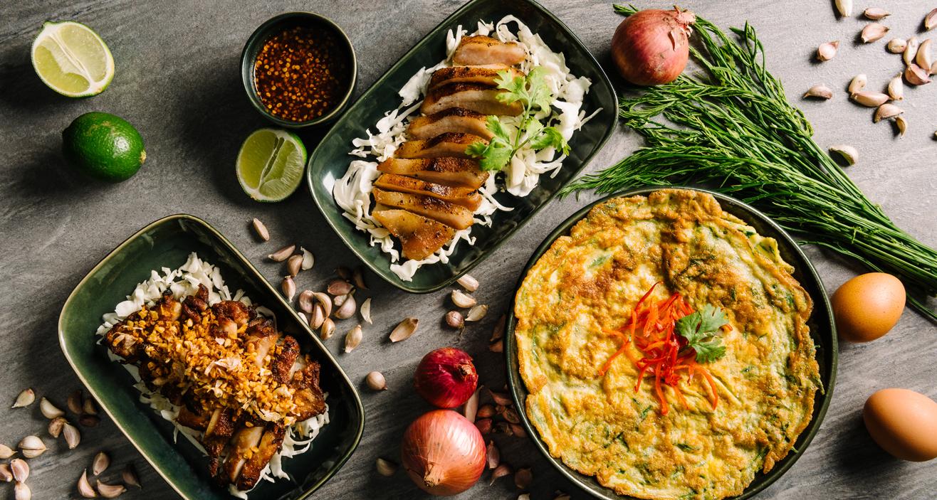Thai cuisine: unique and exquisite
