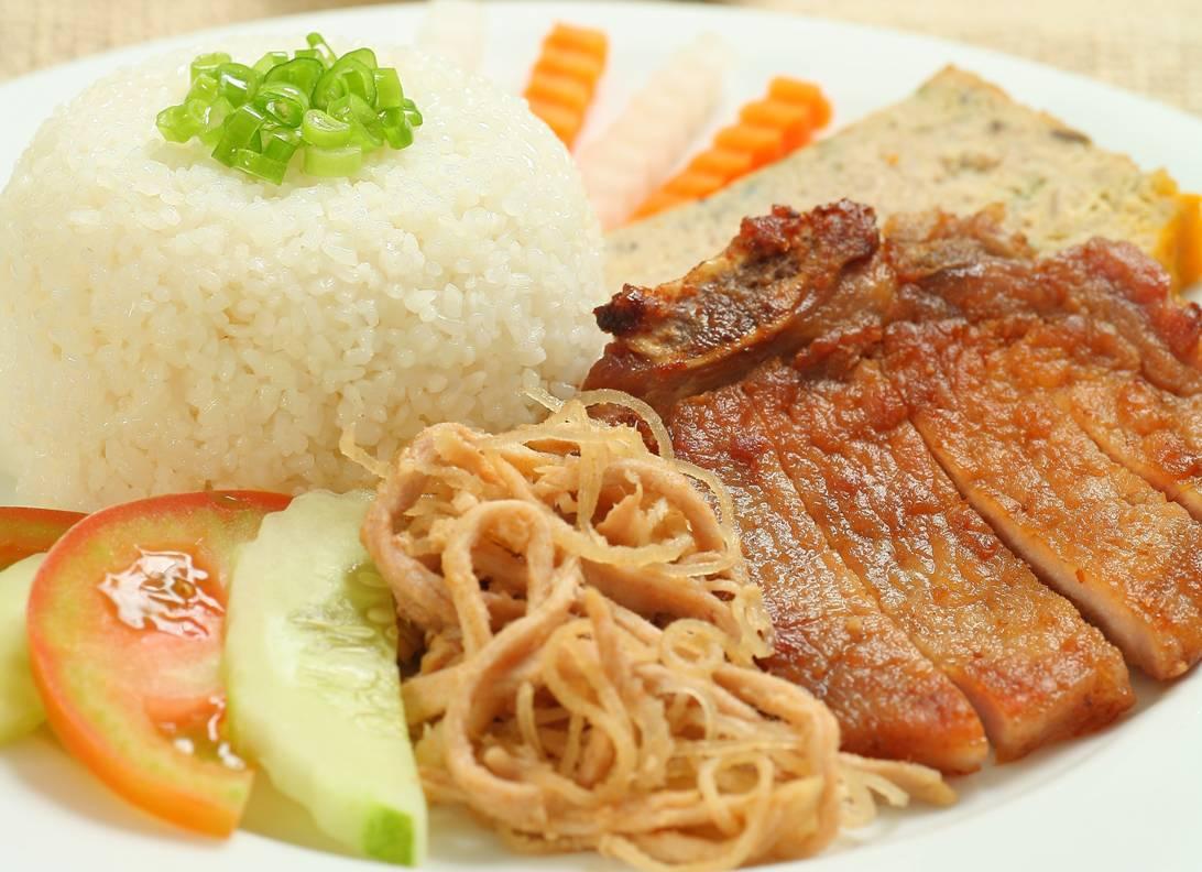 Saigon Broken Steamed Rice