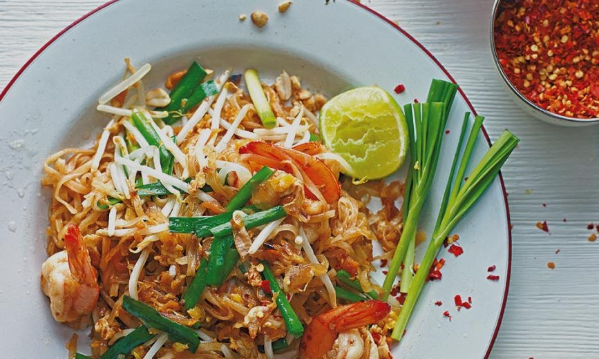 Thailand is paradise for food lovers