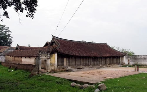 Tho Ha pagoda