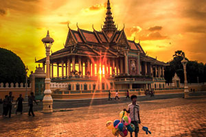 8 Days Cruise From Siemreap to Saigon
