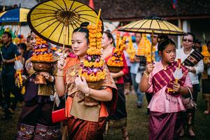 A glance at Laos 5D-4N