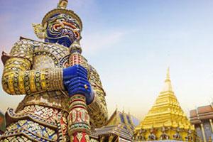 Central Thailand 3D – 2N