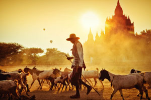Classic Myanmar 6D – 5N