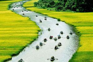 Exclusive trip Pu Luong to Ninh Binh 4D-3N