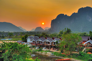 Laos Overland 7D – 6N