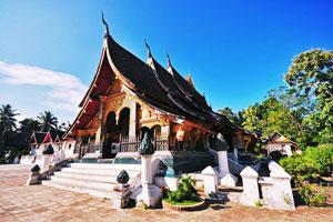 Luang Prabang heritage exposure 4D-3N