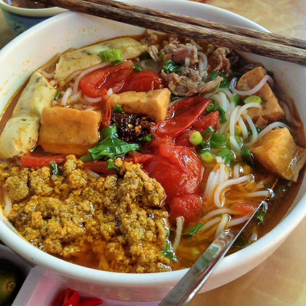 Bun Rieu- the proof of how Bun is magic