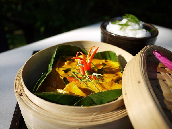 Amok – a royal speciality of Cambodian cuisine
