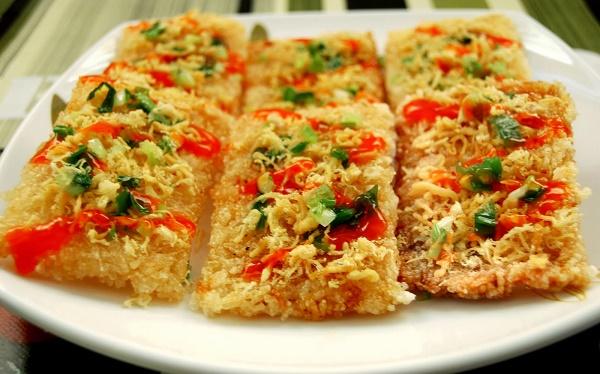 Com Chay-burned rice