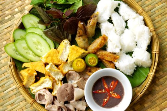 How magic is Bun (rice noodle) in Vietnam?