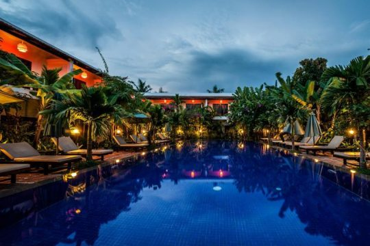 Top Picks 2017 – Best Place To Stay In Siem Reap