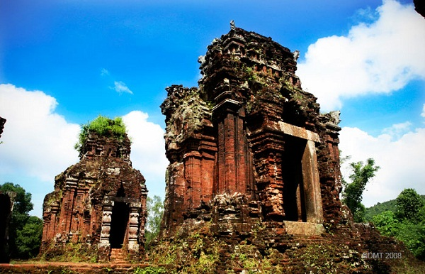My Son- the unique architecture of the old Cham people