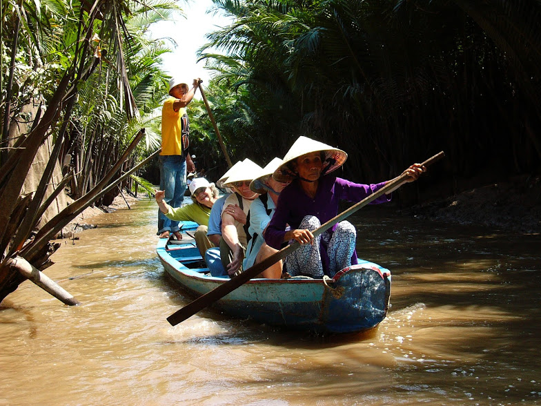 Experience on Mekong delta