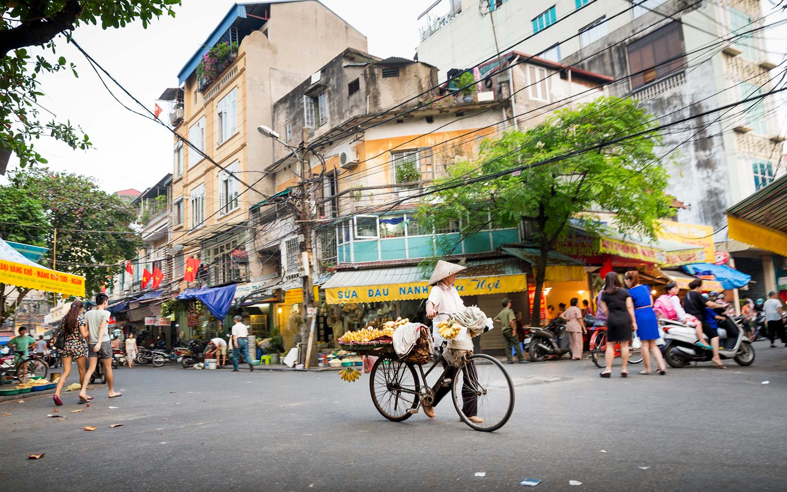Hanoi - a culture and history hub