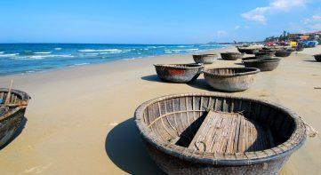 My Khe beach – the most spectacular beach in Da Nang