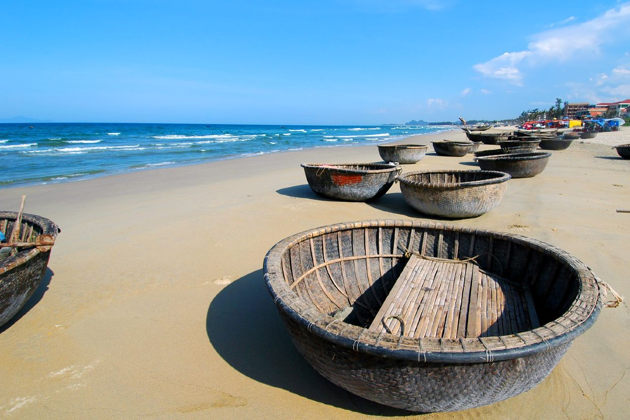 My Khe beach – the most spectacular beach in Da Nang