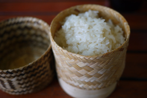 Sticky-rice-is-well-prepared-for-Alms-Giving-Ceremony