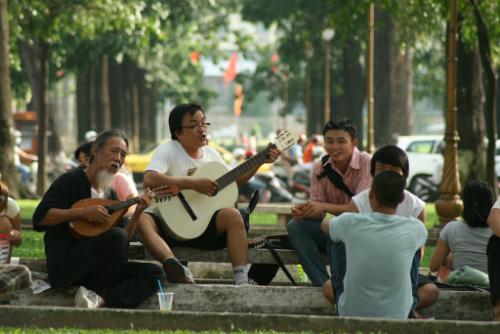 Ca Phe Bet in Saigon