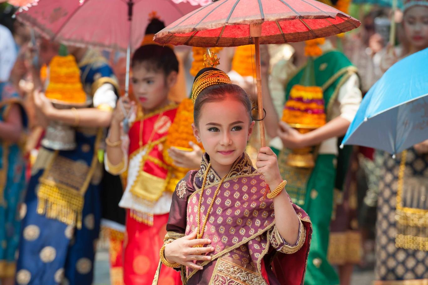 Asia has an extraordinary calendar of festivals