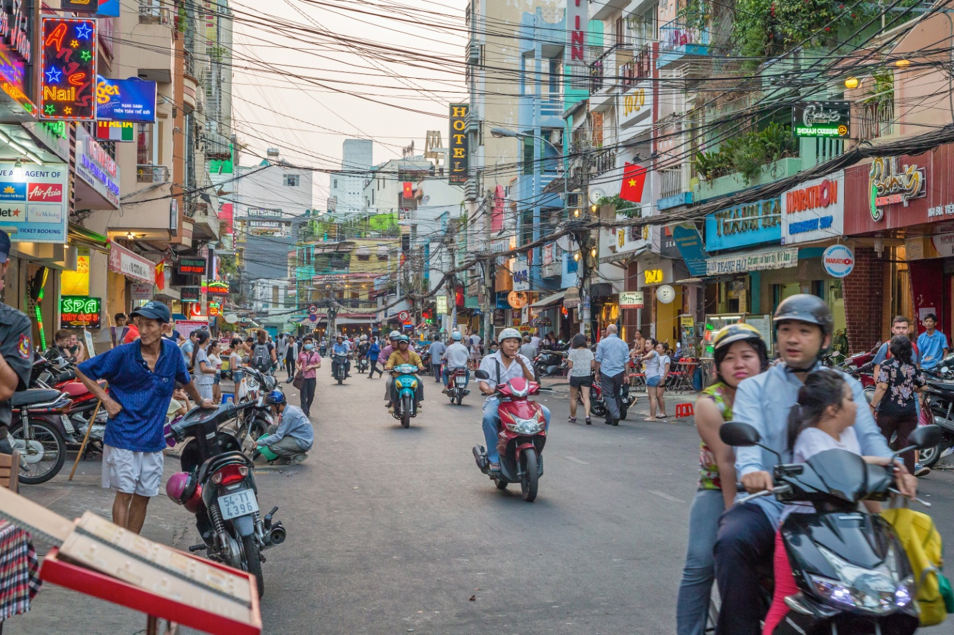 Ho Chi Minh City has something for everyone