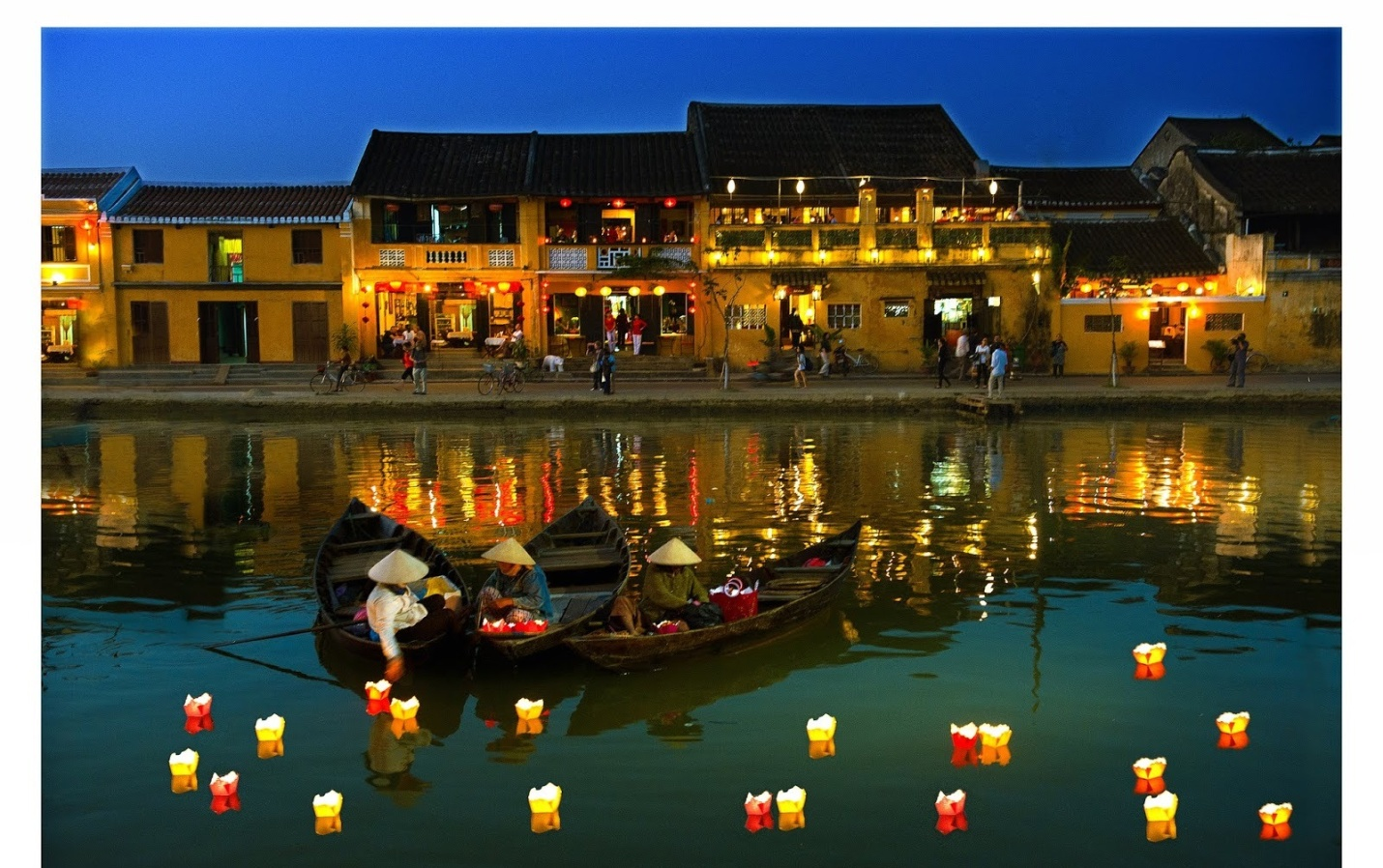 Hoi An – the ancient town